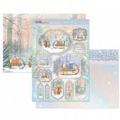 Hunkydory Die-Cut Topper Set - Festive Forest